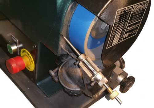 cutter sharpening